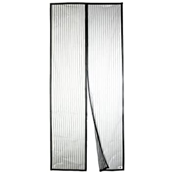 Super APALUS® Magnet Fliegengitter Tür Insektenschutz 90x210 cm  KN79