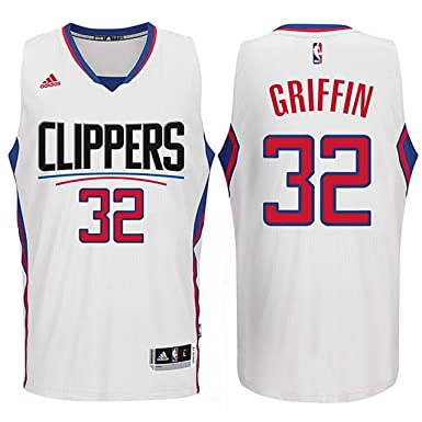 44d1447d5 Amazon.com  Blake Griffin Los Angeles Clippers  32 White Youth ...