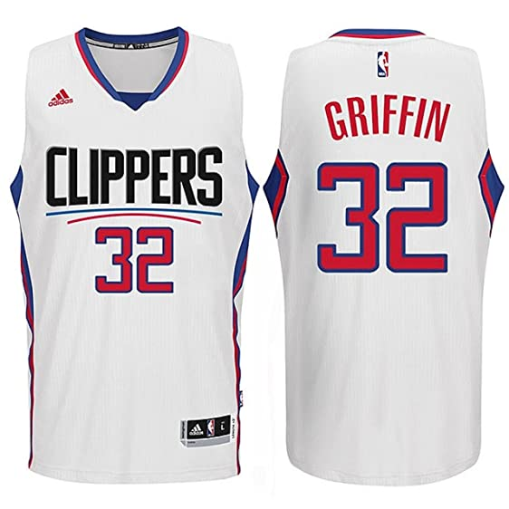 Blake Griffin Los Angeles Clippers #32 White Youth Adidas Swingman Home  Jersey