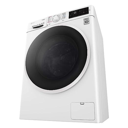 LG F4J6VG0W lavadora Carga frontal Independiente Blanco A ...