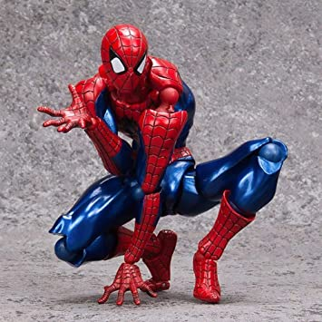 Marvel Spider-Man: Homecoming Super Hero Action Figure 16CM ...