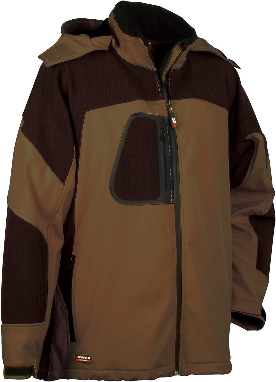 colore: royal//nero Cofra Sweden Giacca invernale da lavoro 40-00V10102-52