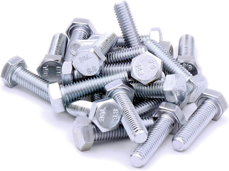 Vis cylindrique /à t/ête hexagonale creuse / enti/èrement filet/és /S2FIX-M8-FTSS-PARENT