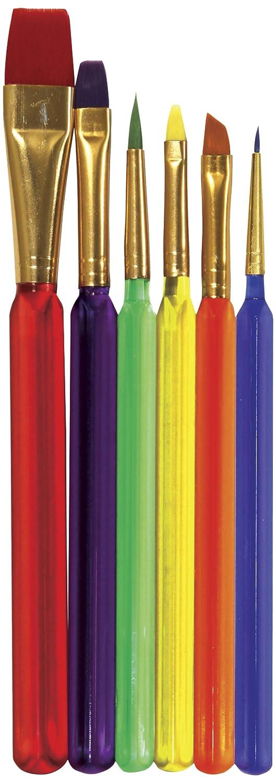 AC5137 Creativity Street Round Beginner Paint Brushes 10 Pack