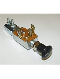 Omix-Ada 17234.01 Headlight Switch