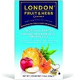 ロンドンフルーツ&ハーブテイー トロピカルフルーツ インフュージョン 40g
