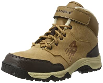 KV754, Bottes Mixte Enfant, Marron (Light Khaki), 37.5 EUNew Balance