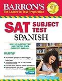 Barron's SAT Subject Test Spanish: with MP3 CD
