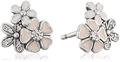 7fdb921bf Image Unavailable. Image not available for. Color: Pandora Women's Poetic  Blooms ...