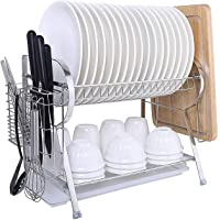 MICOE Stainless Steel Dish Drain Drying Rack