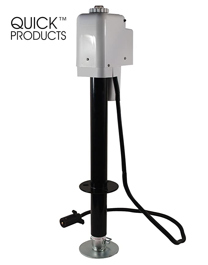 Amazon Com Quick Products Jq 3500b 7p Electric Tongue Jack With 7