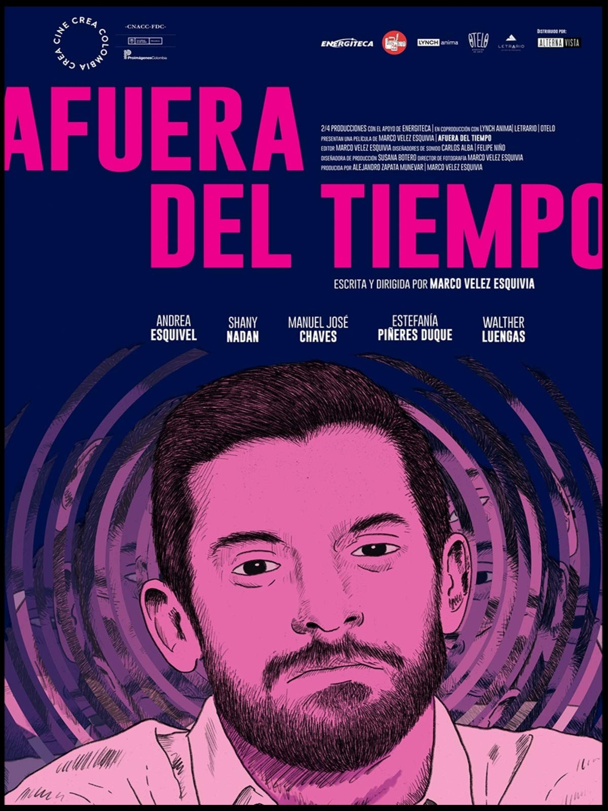 Afuera del Tiempo on Amazon Prime Video UK