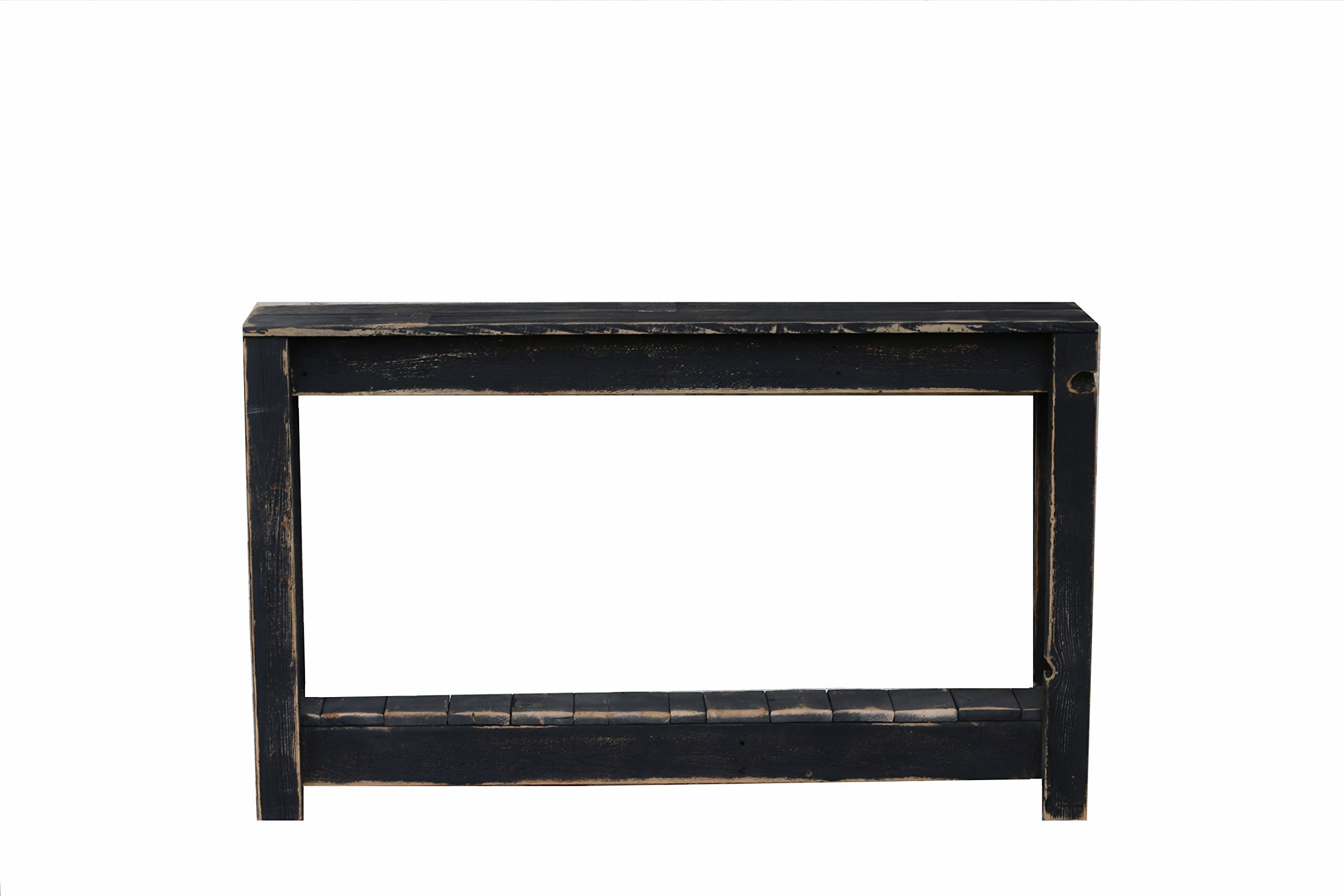46 Inch Rustic Console -  - living-room-furniture, living-room, console-tables - 71Nc qaHAAL -