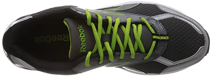 e4572b4cafaa Reebok Men s Linea Lp Grey and Silver Mesh Running Shoes - 6 UK  Buy Online  at Low Prices in India - Amazon.in