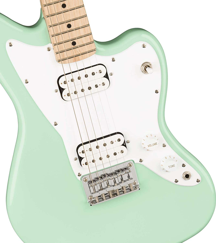 Squier Mini Jazzmaster SFG  Chitarra elettrica Bassi, chitarre ed ...