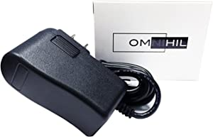 Omnihil AC/DC Power Adapter Compatible with Swiffer SweepervAC Starter P/N 1-FS4000-000 Switching Cable PS