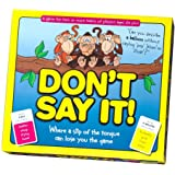 "Paul Lamond Games - ""Don't say it!"" (no lo digas) juego en inglés"