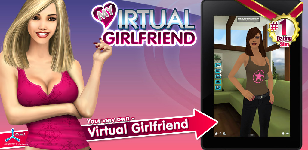 Virtual girlfriend dating