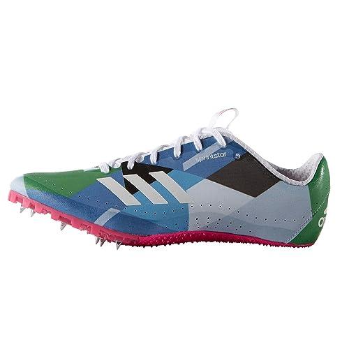 Adidas Sprintstar Womens Zapatilla De Correr con Clavos - SS16-42