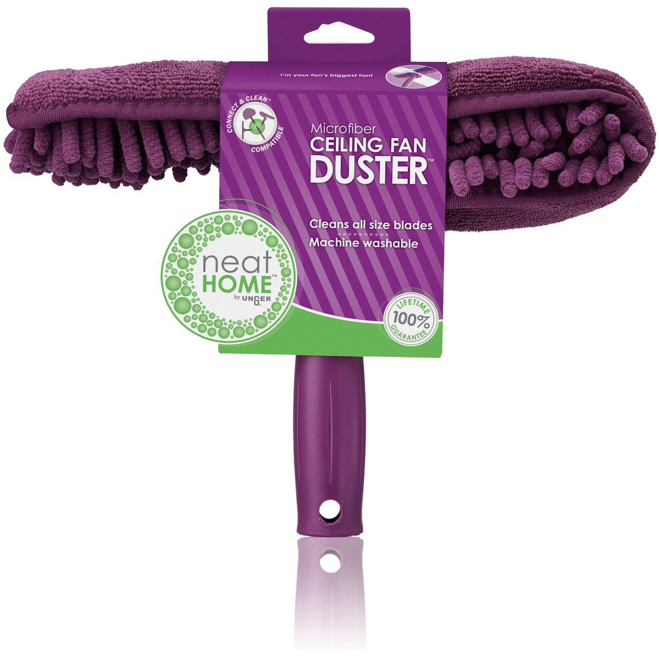 Unger neatHome Ceiling Fan Duster