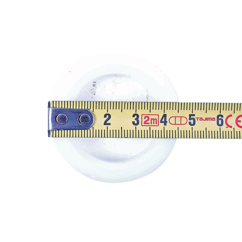 10/Bar altezza di costruzione: /Ø 34/mm in plastica ABS ⅜ filettatura Rubinetto miscelatore Camper Roulotte 100/grammi