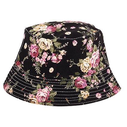 Sombrero De Pescador Adjustable Cap Flower Print Boonie Hats Nepalese Cap  Army Mens Sombrero De Pescador d2b55a90b09