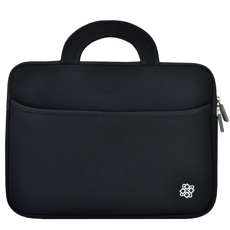 Amazon.com  Laptop Portable Neoprene Carrying Sleeve Case Bag Handle Pocket  for Apple Macbook Air Pro 2f076af94