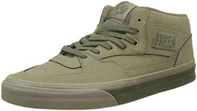 da445ae322 Image Unavailable. Image not available for. Color  Vans Half Cab Mens Size  8   Womens Size 9.5 Mono Buck Dusky Green Skateboarding Shoes