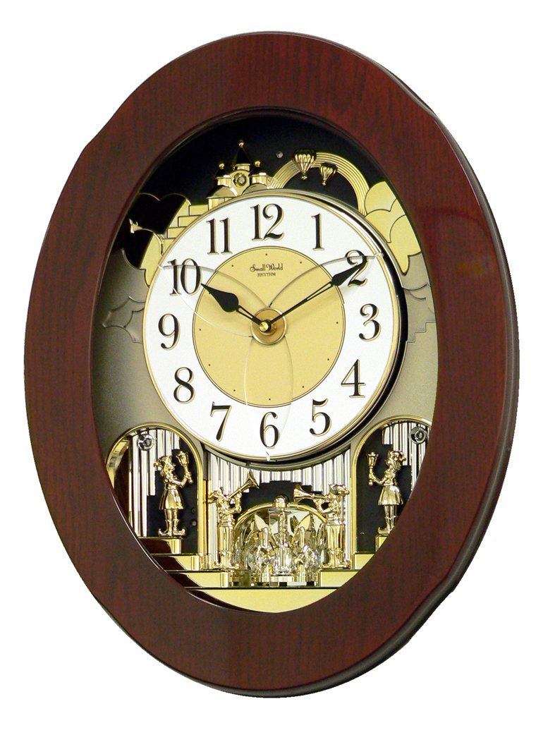 Antiques Wall Clocks Nostalgia Clock Vintage Clock Home Sweet Home English Clock Black Wall Clock