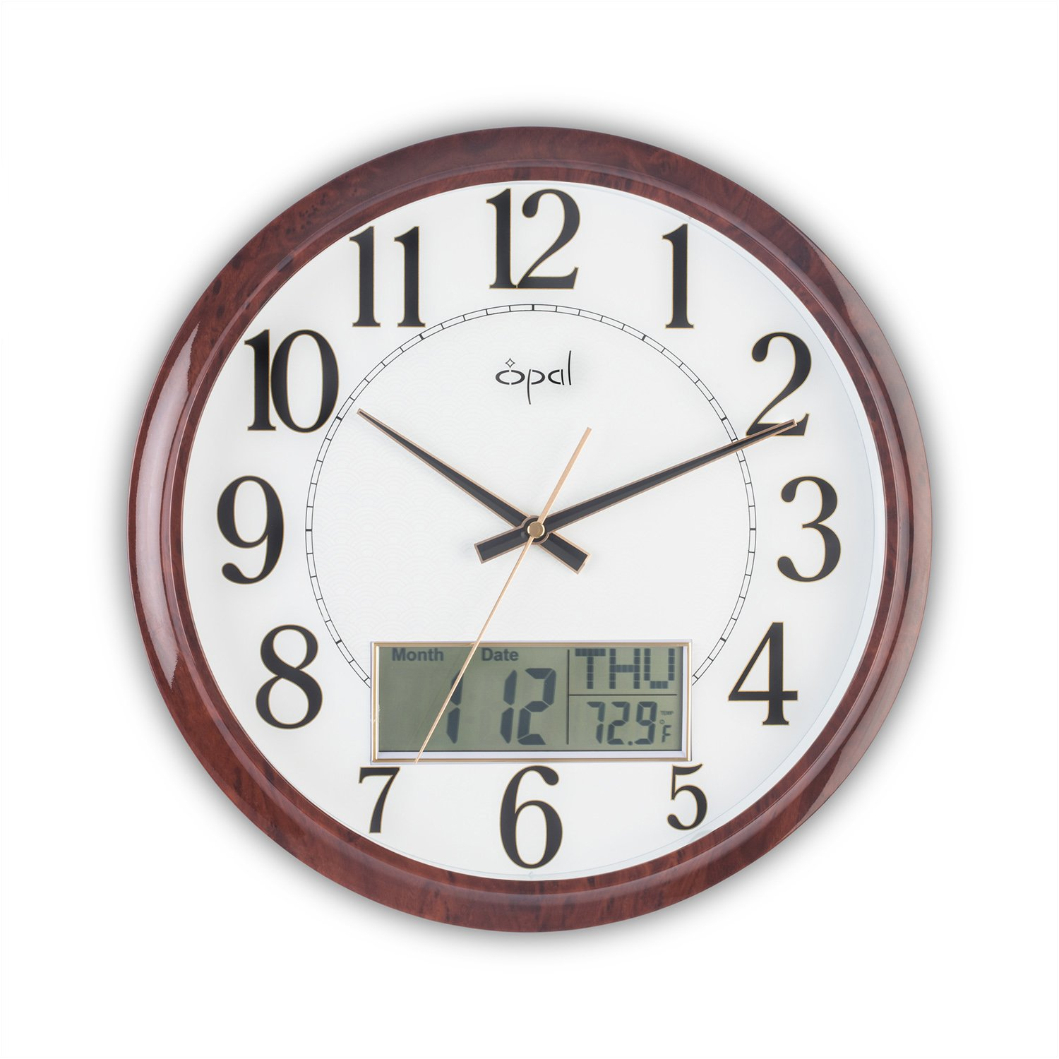 Buy Opal Designer Wall Clock 1 Online At Low Prices In India
