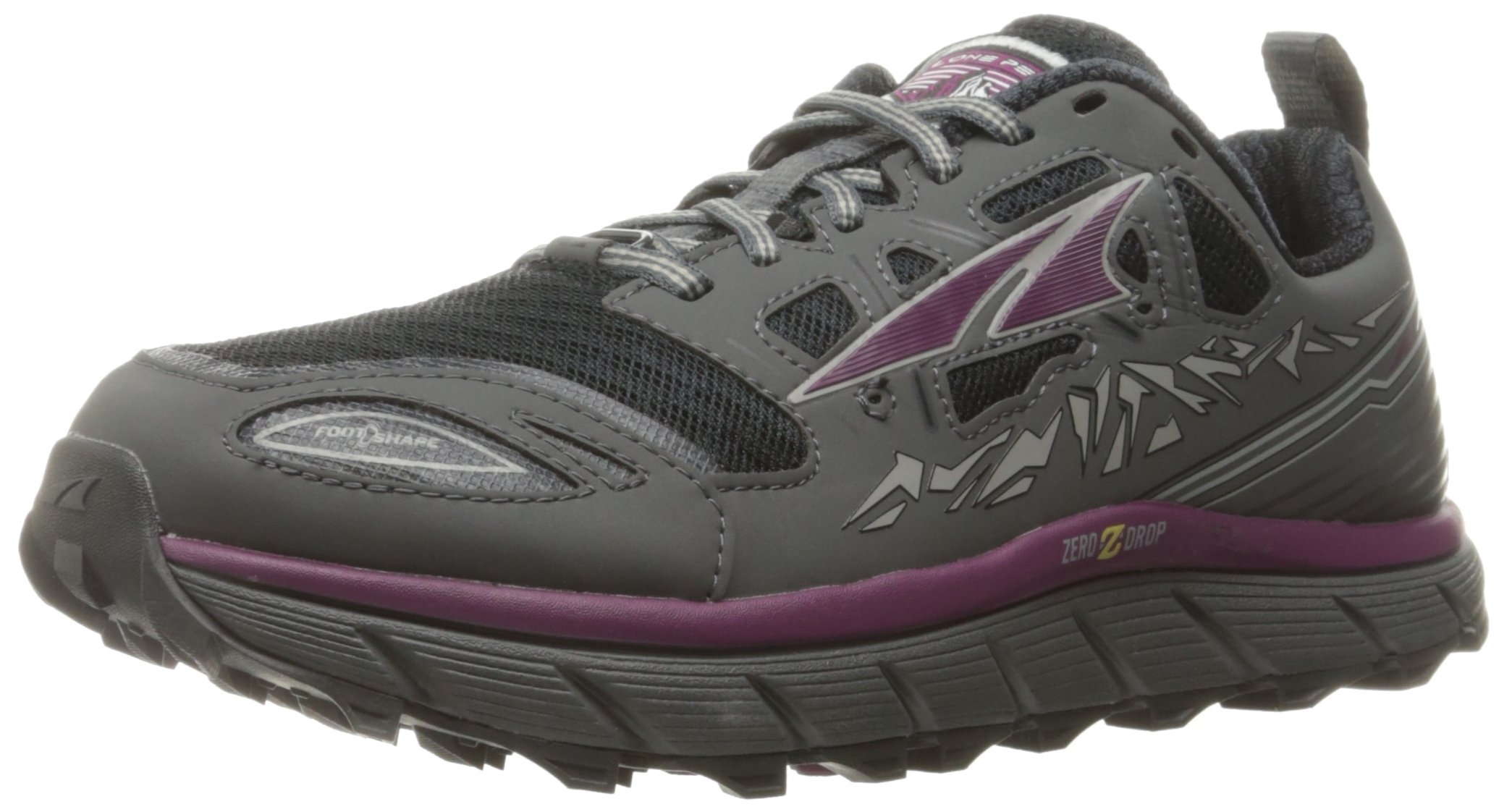 Altra Women's Lone Peak 3 Trail Runner, Purple, 10.5 M US