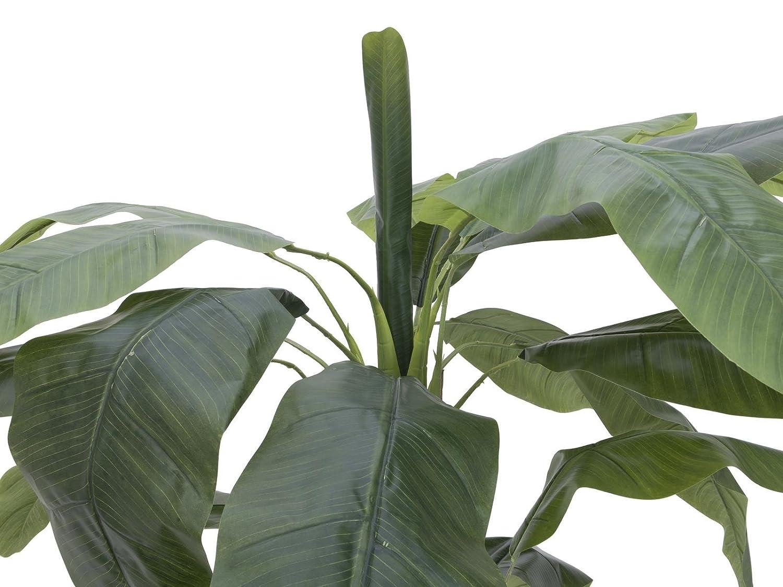 artplants 170 cm Plante artificielle // Palmier artificiel Bananier artificiel MAKANI