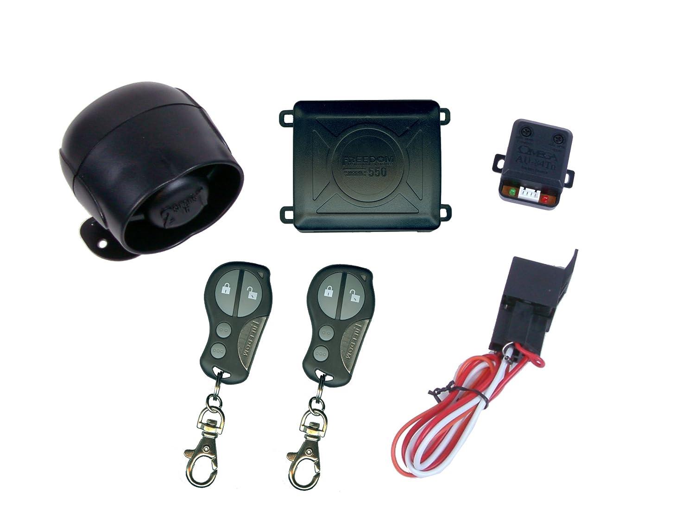 Amazon.com: Libertad Alarma de coche con mando a distancia ...