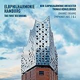Elbphilharmonie - Die erste Aufnahme: Brahms - Sinfonien 3 & 4 (Deluxe Edition / CD+DVD)