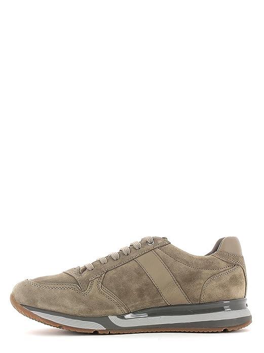 Geox Sneaker U Kobi Oliv EU 46: : Schuhe & Handtaschen BZnmG