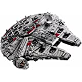 Star Wars Millennium Falcon Collectors Edition, 5265pc Lego Star Wars compatible