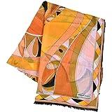(エミリオプッチ) EMILIO PUCCI ストール スカーフ 8J650-5 70x200 オレンジ [並行輸入品]