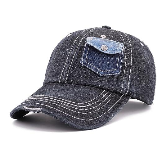 7089c8c2abb Gisdanchz Denim Dad Hat