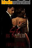 His as Payment: A Dark Mafia Romance (Mafia Masters Book 1)