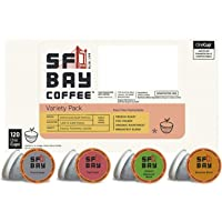 Deals on SF Bay Coffee OneCUP Variety Pack 120 Ct