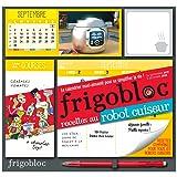 Frigobloc Robot-Cuiseur 2020  - Calendrier d'organisation familiale  (de septembre 2019 à décembre 2020)
