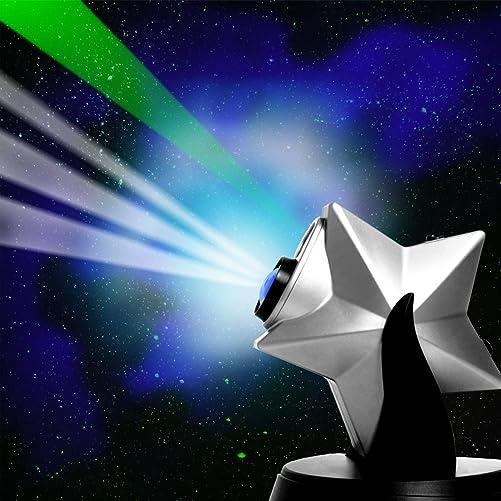 Laser Stars Hologram Projector