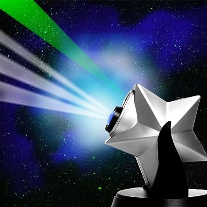 Amazoncom Laser Stars Hologram Projector Home Improvement