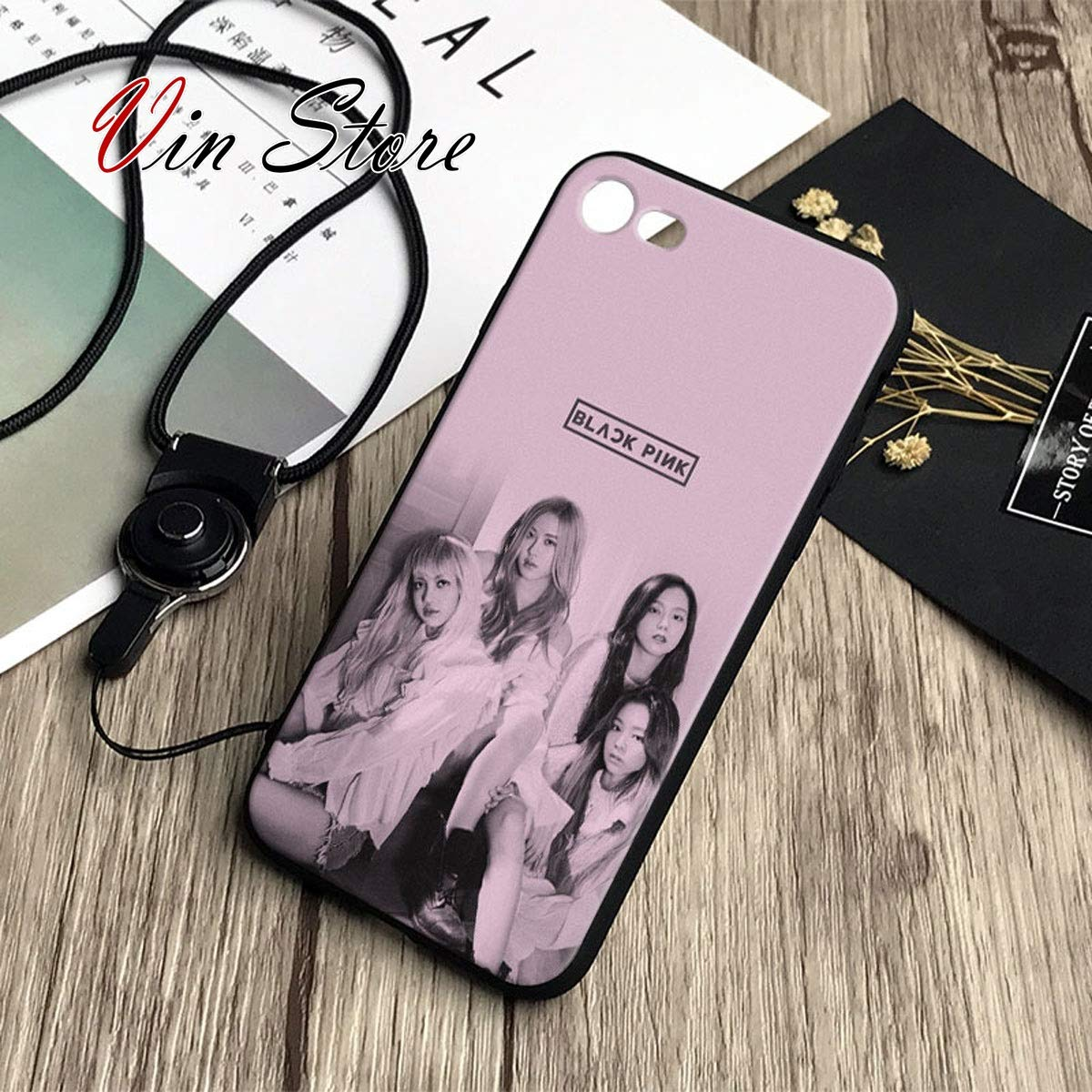 blackpink iphone 7 case