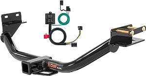 CURT 99314 Class 3 Trailer Hitch, 2-Inch Receiver, 4-Pin Wiring Harness, Select Kia Sorento, Hyundai Santa Fe Sport