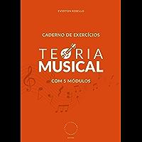 Teoria Musical: Caderno de Exercicios