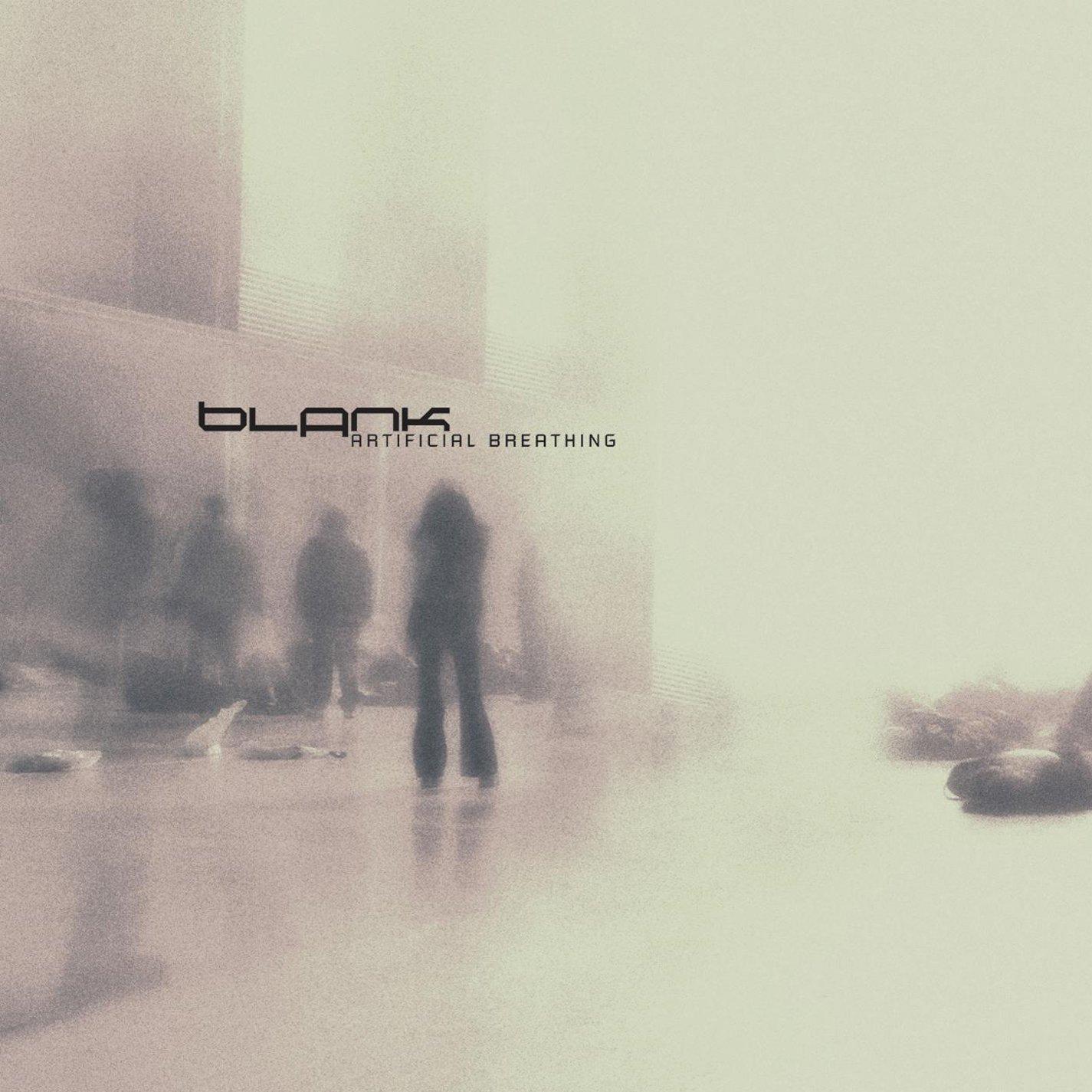CD : Blank - Artificial Breathing (CD)