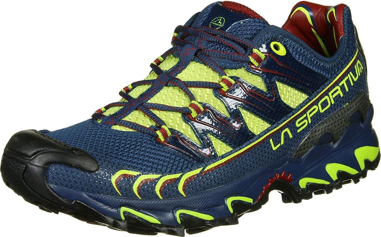 La Sportiva Ultra Raptor Zapatillas de Trail Running Opal/Chili: Amazon.es: Zapatos y complementos