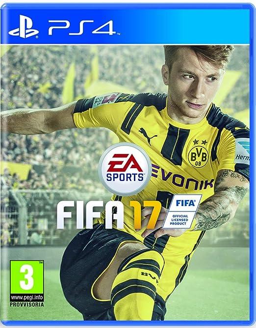 874 opinioni per FIFA 17- PlayStation 4