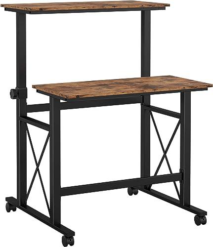 IRONCK Industrial Computer Desk